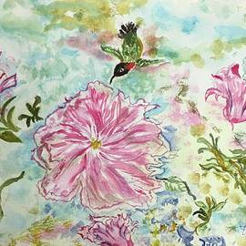 Dance Of The Hummingbird by Laura Kisaoglu