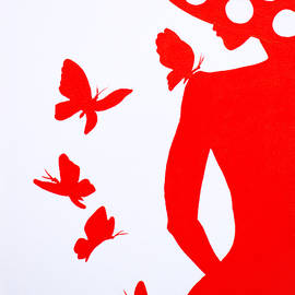 Dance With Butterflies by Iryna Goodall