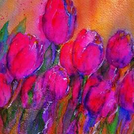 Dancing Spring by Amalia Suruceanu