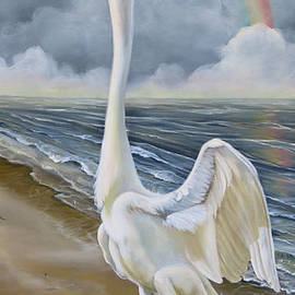 Dancing Through The Storm by Phyllis Beiser