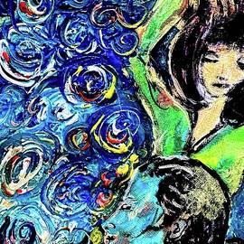 Dancing Under the van Gogh Stars