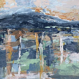 Dancing With The Mountains II by Donna Tuten