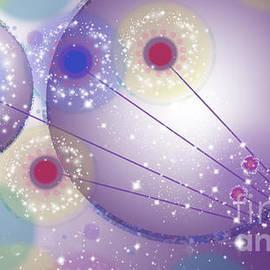 Dandelion Dreams by Diamante Lavendar