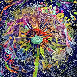 Dandelion - Inside View 1b by Stefano Menicagli
