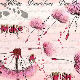 Dandelion Make A Wish by Joan Stratton