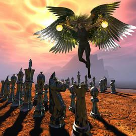 Dark Angel by Richard Hopkinson