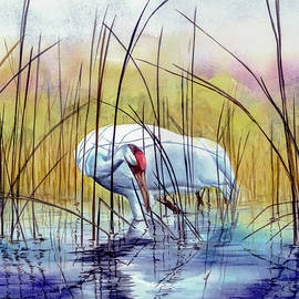 Dark Reeds by Vicky Lilla