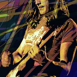 David Gilmour  Solo by David Lloyd Glover