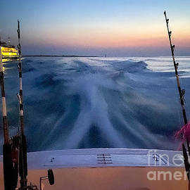 Dawn from the Stern by Broken Soldier