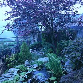 Dawn Garden by Robert Tubesing