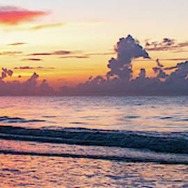 Day Begins in Hilton Head by Mary Ann Artz