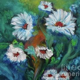 Dazzling Daisies by Jenny Lee
