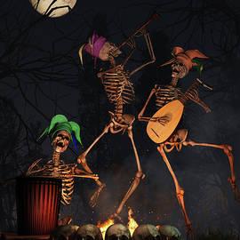 Dead Fools Dance by Daniel Eskridge