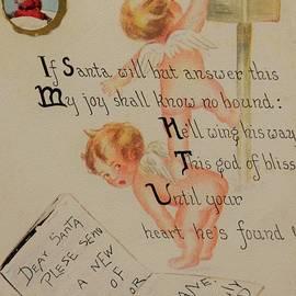 Dear Santa by Suzanne Wilkinson