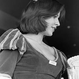 Debbie, New Orleans Waitperson by Michael Fleischmann