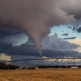 December Tornado by Tyler Schlitt