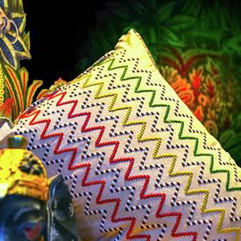 Deco textile  - 4532  by Panos Pliassas