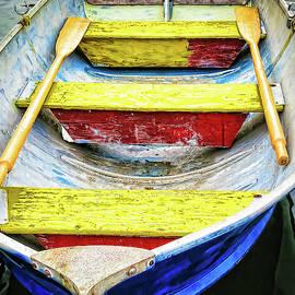 Decorative boat by Tatiana Travelways