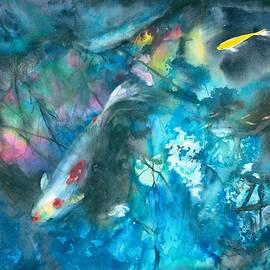 Deep Mystery by Hiroko Stumpf