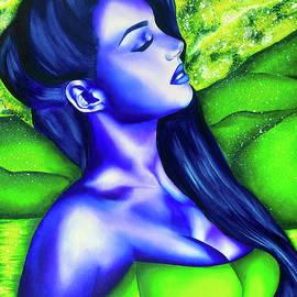 Mystic Woman by Lindsay Pizzurro