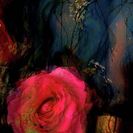 Deep Rose by Linda Sannuti