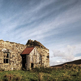 Derelict Bothy by Dave Bowman