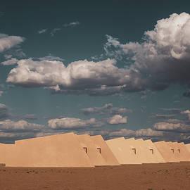 Desert Architecture by Martin Vorel Minimalist Photography