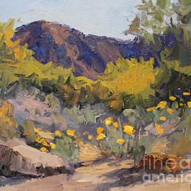 Desert Blooms by Kristen Olson Stone