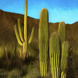 Desert Neighbors by Stephen Stookey