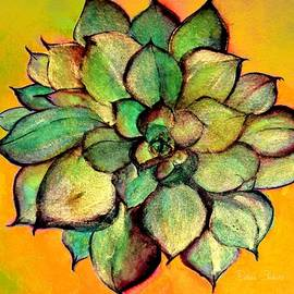 Desert Plant Art by Barbara Chichester