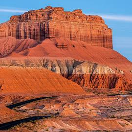 Desert Road by Eric Albright