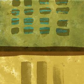 Desert Strokes by Nancy Merkle