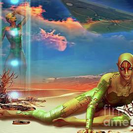 Desert Vision by Shadowlea Is