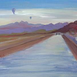 Desert Water by Bill Tomsa