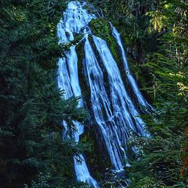 Diamond Creek Falls - Upper Falls by Dana Hardy
