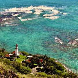 Diamond Head Lighthouse by Craig Wood