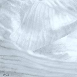 Diaphanous -  White  by VIVA Anderson