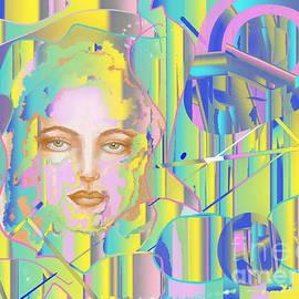 Digital composition 14 by Olga Malamud-Pavlovich