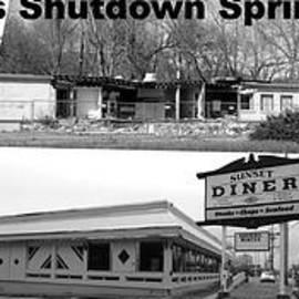 Diners Shutdown Spring 2020 by GJ Glorijean