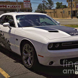 Dodge Challenger Rt #2 by Barbra Telfer