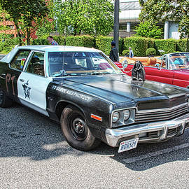 Dodge Monaco 1974 by Peter-Michael Von der Goltz