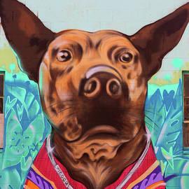 Dog by Jeff Burgess
