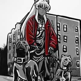 Doggy world  by Bobbie Andrews