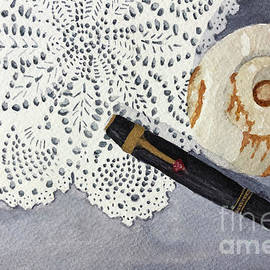 Doily by Bonnie Young