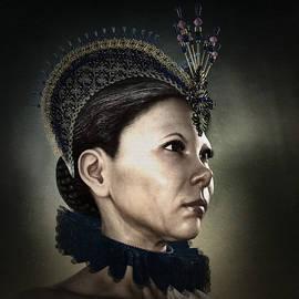Dolores Fuertes de Oreja y Vinuesa by Ramon Martinez