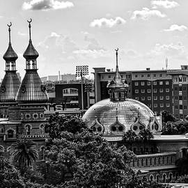 Dome and Minarets - Tampa's Henry B. Plant Museum by Chrystyne Novack