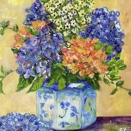 Donna's Garden Bouquet by Barbara Pirkle
