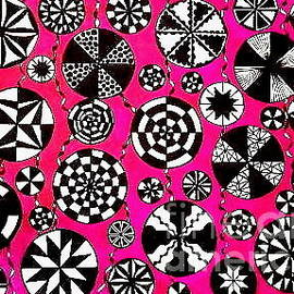 Doodling With Geo Designs by Neal Alicakos