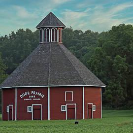Door Prairie barn 1, LaPorte, Indiana by Steve Gass
