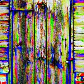 Doorway Of Escape by Debra Lynch
